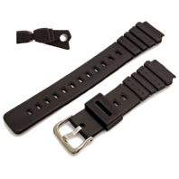 Watch Strap 20mm to fit Casio 189F4M and Many Other 20mm Watches
